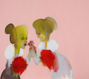 Good Things Great Things, 2012, oil on canvas, 150 x 170cm
