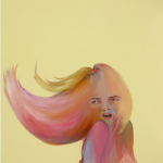 Giant, 2012, Oil on canvas, 150 x 120cm